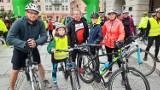 Rodzinny rajd rowerowy po aglomeracji kalisko-ostrowskiej. ZDJĘCIA