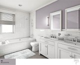 Nowoczesna łazienka w odcieniach szarości - najlepsze inspiracje