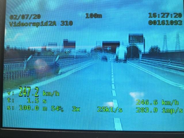 Zdjęcie z wideorejestratora