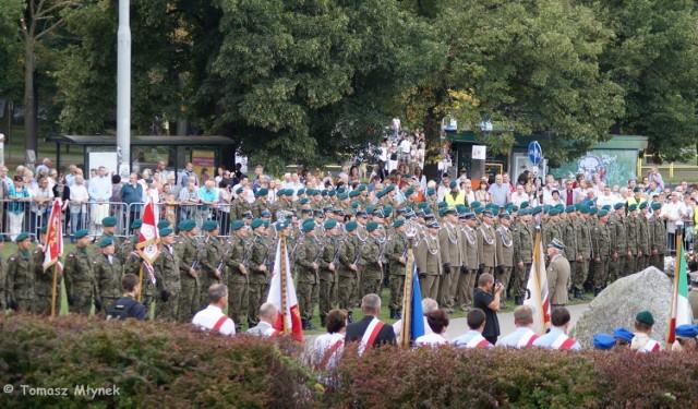 Święto Wojska Polskiego w Toruniu