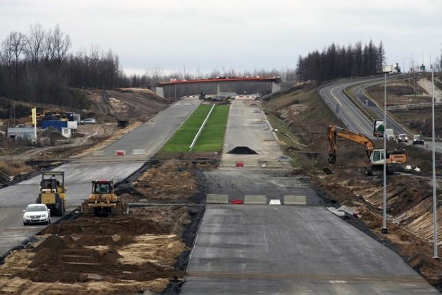 Budowa drogi ekspresowej S3 pod Legnicą