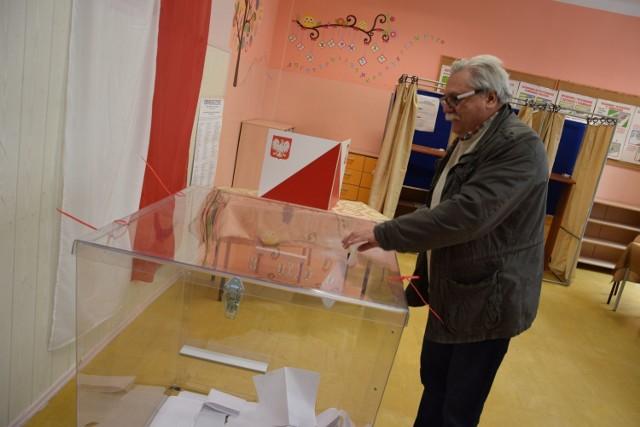 Głosowanie w Szczecinku