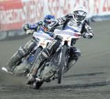 Żużel - Grand Prix na torze w  Lesznie
