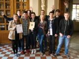 Oświęcim. Uczniowie salezjańskiej szkoły wystawili najlepszy spektakl w Polsce po angielsku
