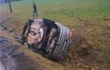 Lipnica Wielka. Śmiertelny wypadek na drodze. Nie żyje jedna osoba [ZDJĘCIA]
