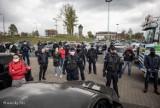 Katowice: Policja karała uczestników Strajku Przedsiębiorców. Protestowali przeciwko tarczy antykryzysowej