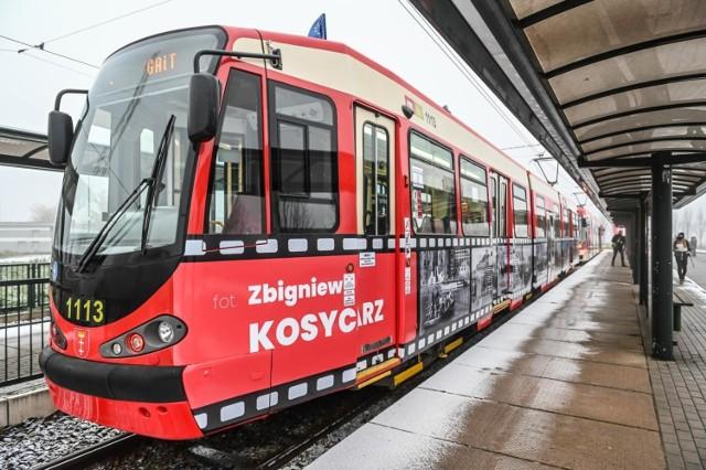 Zbigniew i Maciej Kosycarz zostali patronami gdańskiego tramwaju