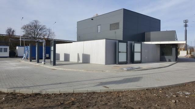 Trwa budowa restauracji fast food w Świętochłowicach