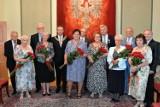 Złote Gody w Skierniewicach. Pary małżeńskie otrzymały medale ZDJĘCIA