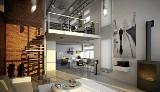 Cegła we wnętrzu - klinkierowe ściany pasują nie tylko do mieszkania w industrialnym stylu [ZDJĘCIA]
