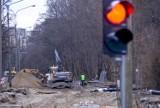 Remont fragmentu ulicy Haffnera w Sopocie. Przebudowa układu drogowego i systemu odpowadzania wód [zdjęcia]