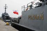 """Jubileusz okrętu ORP """"Poznań"""" [ZDJĘCIA]"""