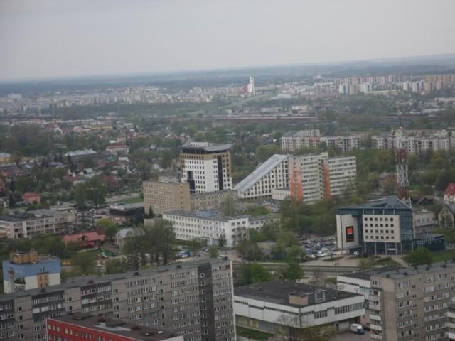 Moje Miasto Białystok Wiersz O Białymstoku Warszawa