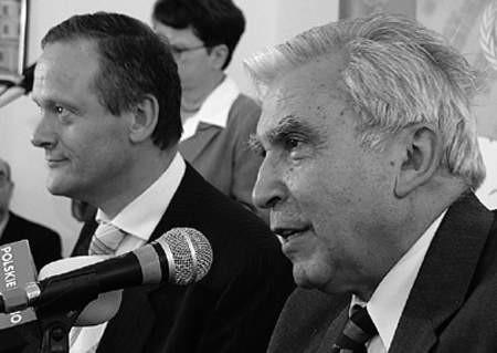 Ministrowie z obu stron Olzy mówili, że współpraca przygraniczna przebiega modelowo.  Wojciech Trzcionka