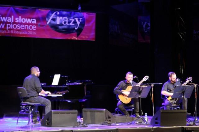 Piosenki Jacka Kaczmarskiego w wykonaniu Trio Łódzko-Chojnowskiego