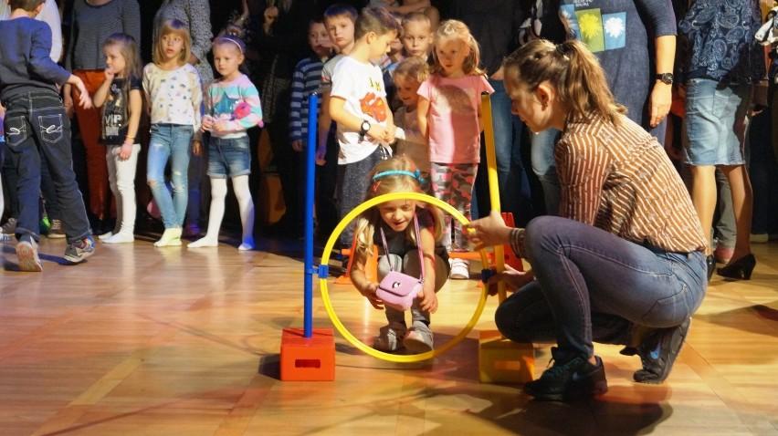 Zygzak powrócił do bydgoskiego Pałacu Młodzieży! Tym razem w sportowej odsłonie [zdjęcia, wideo]