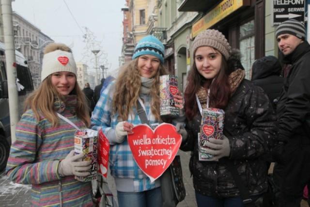 WOŚP 2015 Olsztyn. Zobacz program imprezy
