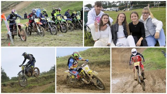 Zawody na torze motocrossowym na Górkowie - 25.09.2021