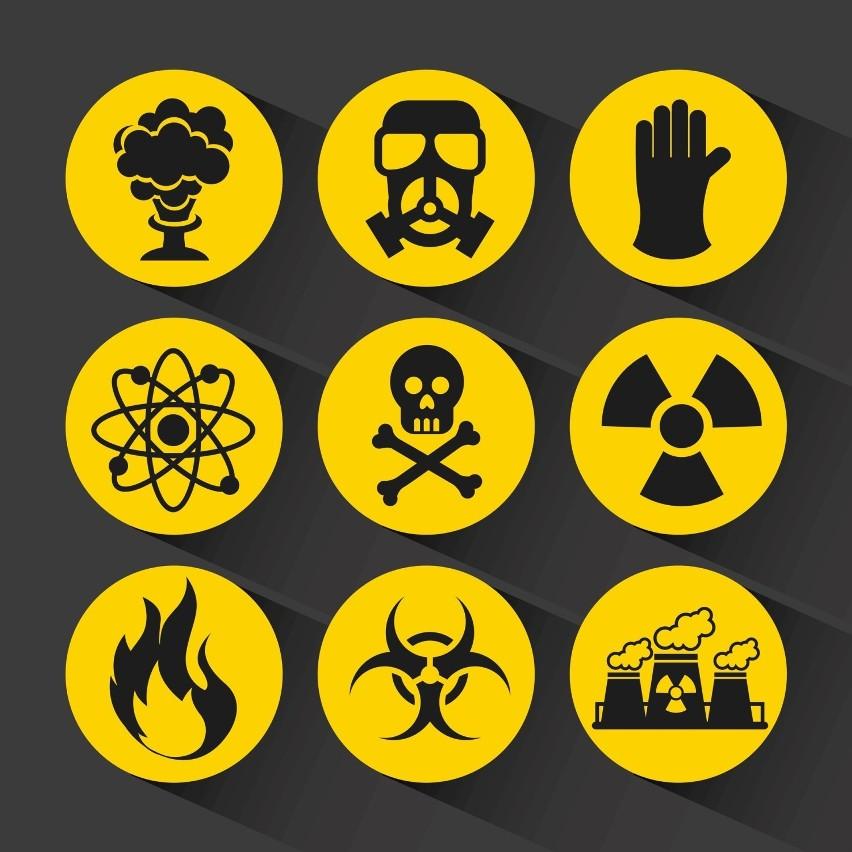 Szkodliwe substancje są wokół nas – znajdują się na...