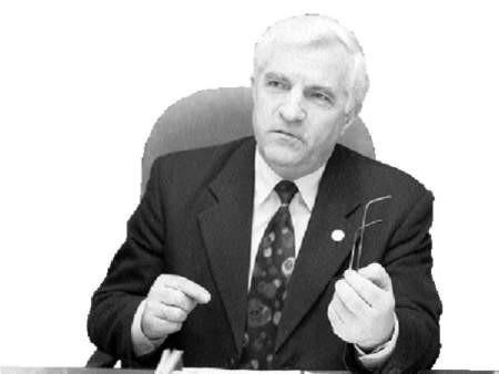 Edward Szczerbień nie chce się tłumaczyć z zarzutów. Wszystko wyjaśni w sądzie. fot. marcin oliva soto