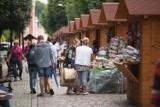 Letni jarmark na ulicy Nowobramskiej w Słupsku [zdjęcia]