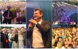 Takie tłumy na koncertach Zenona Martyniuka i Kordiana w Boniewie [zdjęcia]