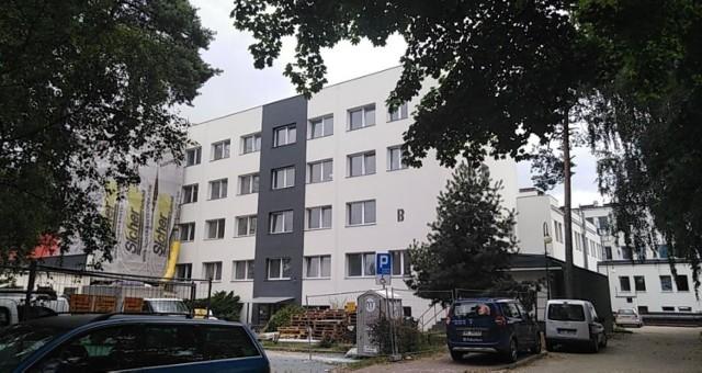 Przebudowa szpitala w Ustce