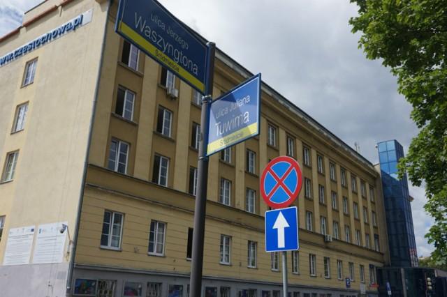 Zmiana organizacji ruchu w okolicach Urzędu Miasta w Częstochowie
