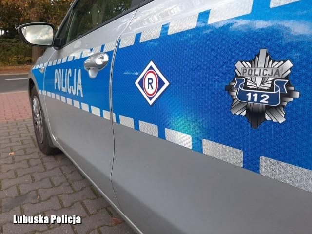 Policjanci z Krosna Odrzańskiego odnaleźli zagubioną 65-latkę.