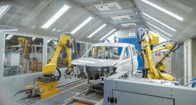 Jeszcze w październiku Volkswagen Poznań rozpoczął seryjną produkcję najnowszego modelu Caddy 5.  Kolejne zdjęcie --->