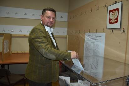 Wrześni: Wszyscy kandydaci na burmistrza już zagłosowali