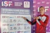 Mikołaj Paterek z Moch odniósł sukces na Mistrzostwach Świata Szkół w biegu na orientację