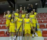 Świetny weekend koszykarskiej młodzieży MKS Ósemka Skierniewice