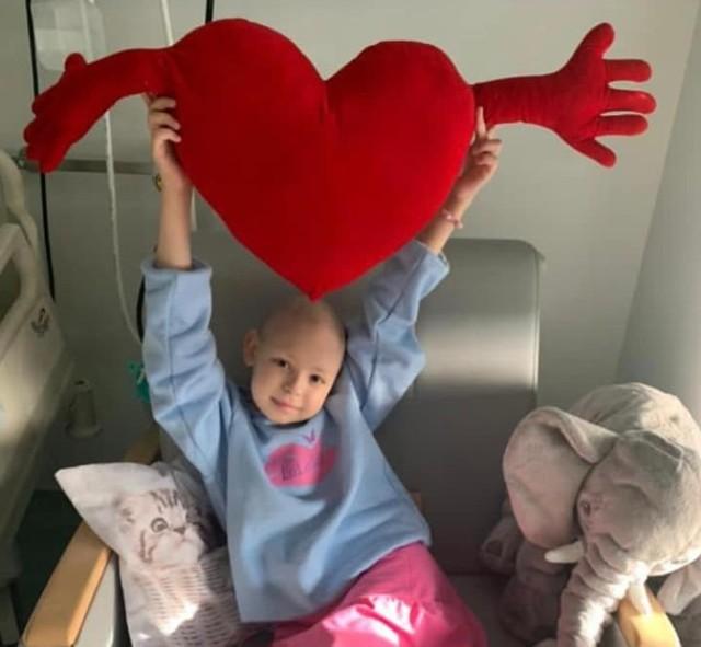 Udało się zebrać kwotę na terapię ostatniej szansy dla Nadii Makarczuk z Wałbrzycha, cierpiącą na ostrą białaczkę