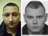 Tak wyglądają poszukiwani przez policję w Brodnicy. Zobaczcie zdjęcia