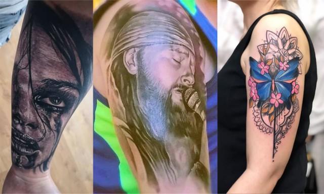 Za pośrednictwem Facebooka poprosiliśmy naszych Czytelników o zdjęcia ich tatuaży. To prawdziwa sztuka na ciele! Wasze tatuaże mówią więcej, niż tysiąc słów. Przeglądając te zdjęcia widać pasję, miłość, życiową drogę, mądrość. Są wyjątkowe!  Jak ozdabiają swoje ciała zielonogórzanie? Jakie dominują motywy, wzory i techniki? Zebraliśmy w galerii kilkadziesiąt opublikowanych przez was zdjęć. Oto, jakie obrazy są w stanie wyczarować artyści na naszych ciałach.  Zobaczcie również: Oto mistrzowskie tatuaże 3D:  źródło: Agencja TVN