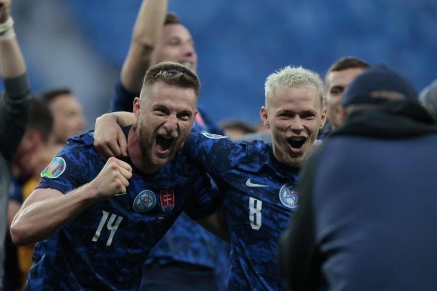 Milan Skriniar, SłowacjaTo on pogrzebał nadzieję Polaków...