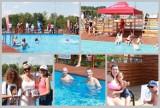 Włocławek. Letnie baseny uroczyście otwarte! Prezydenci Włocławka też wskoczyli do wody [zdjęcia, wideo]