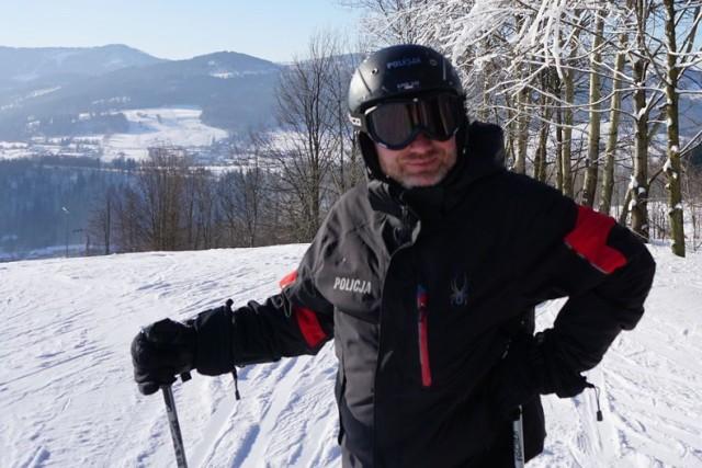 Mistrzostwa policji w narciarstwie w tym roku w zwardoniu