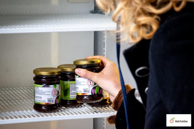 Żywność można zostawić w lodówce społecznej w Bełchatowie