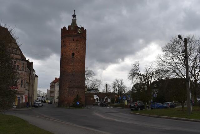 Baszta Ostrowska jest niezaprzeczalną ikoną miasta.