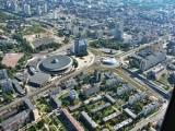 Tak wyglądały Katowice 14 lat temu - zobacz ZDJĘCIA z powietrza. Zobacz centrum, okolice ronda, rynek...