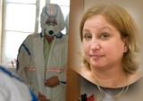 Prof. Karolina Sieroń pokonała COVID-19. Jest już w domu. Była pod respiratorem. Stała się symbolem walki z pandemią i poświęcenia lekarzy