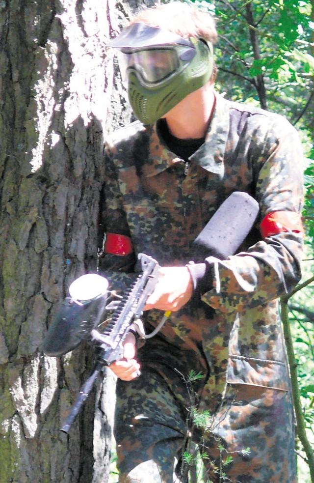 Zawody przeprowadzono w lesie w okolicy Kurnosa