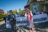 Szpital Pucki: PiS powiatu puckiego kontra starosta. Mają ponad 1 tys. podpisów pod petycją. I chcą odwołać Jarosława Białka