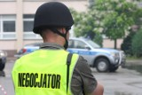 Lublinieccy policjanci uratowali desperata