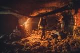 Strażacy pokazali zdjęcia z pożaru na Dworcu Świebodzkim. Przerażające! [ZDJĘCIA]