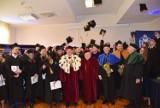 Gniezno: uroczystość absolutoryjna w Państwowej Wyższej Szkole Zawodowej [FOTO]