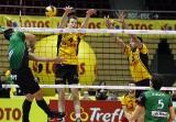 Lotos Trefl przegrał w Warszawie z Politechniką 0:3