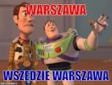 Memy o Warszawie. Jak śmieją się ze stolicy internauci? [MEMY]
